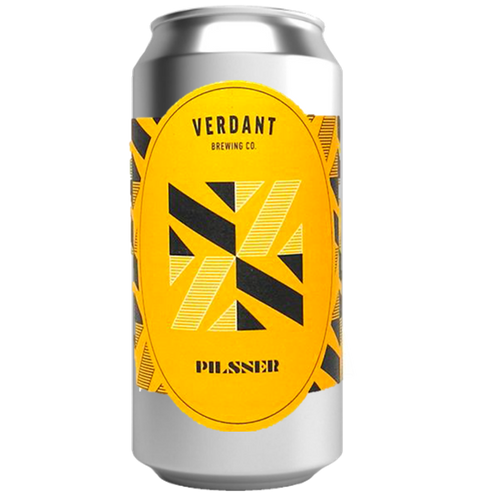 Verdant NZ Pils Lager 440ml (4.9%)