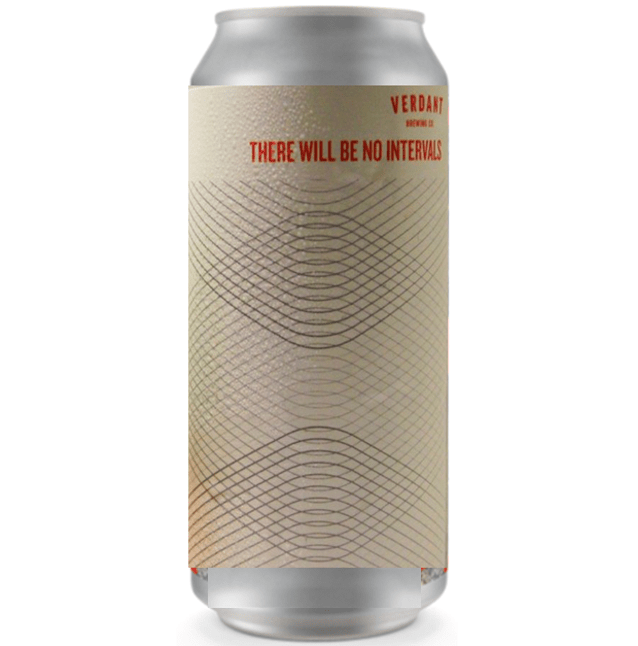 Verdant There Will Be No Intervals Pale Ale 440ml (4.5%)