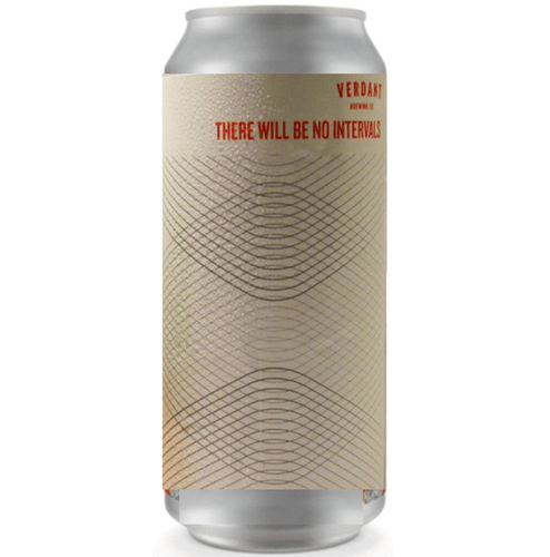 Verdant There Will Be No Intervals Pale Ale 440ml (4.5%) - indiebeer