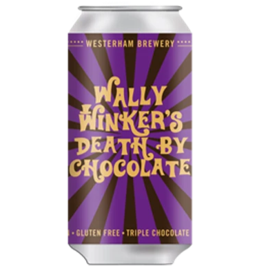 Westerham Wally Winkers Death by Chocolate Gluten Free 440ml (4.5%)
