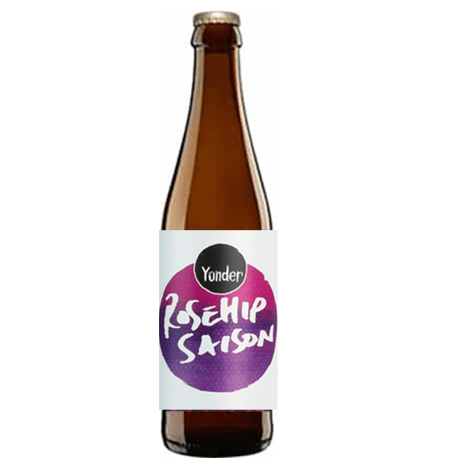 Yonder Brewing Rosehip Saison 375ml (5.2%)