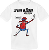 T-shirt Enfant-Ado Mixte Spidermouton X-men