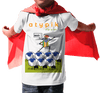 "T-shirt enfant-ado Mixte ""Meuh le mouton"""