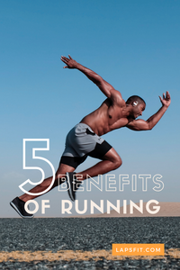 5 benefits of running regularly