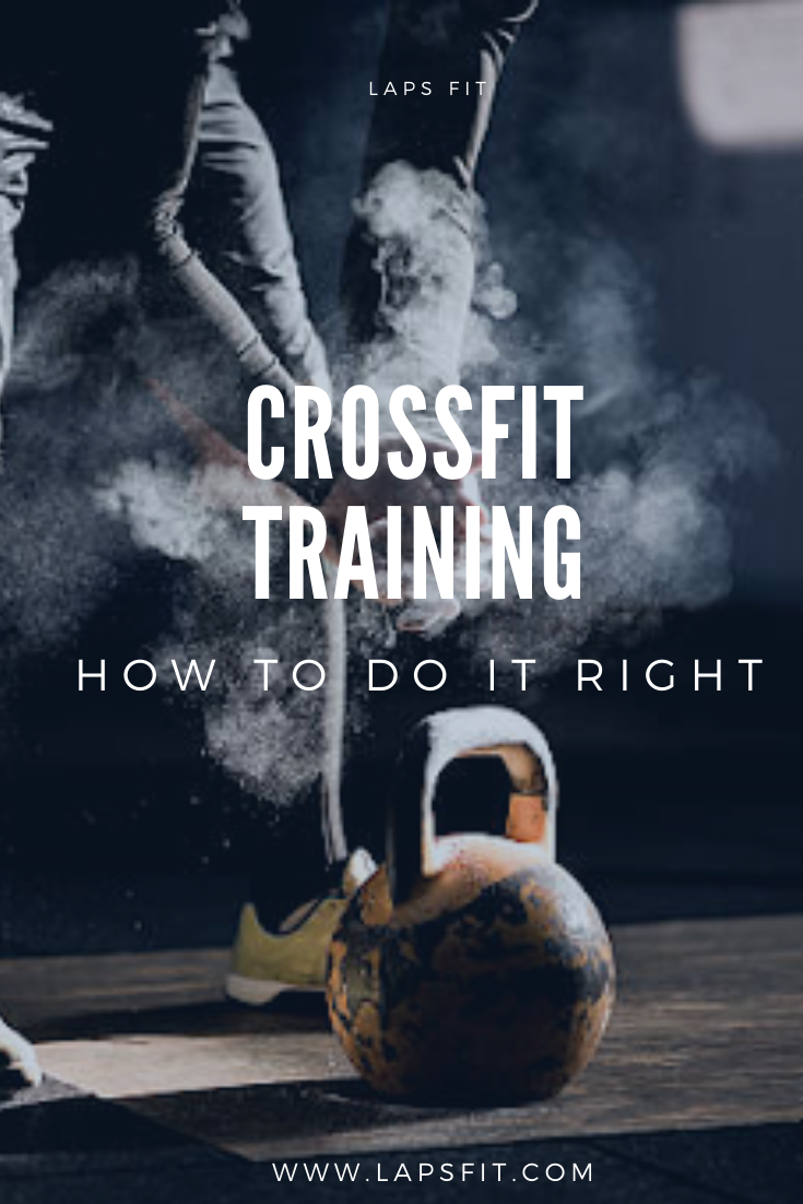 Crossfit training: how to do it right