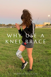 Why use a knee brace to workout