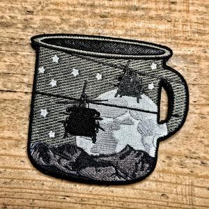 "Mugs of Destiny ""Black as my Ops"" Patch (Final Edition)"
