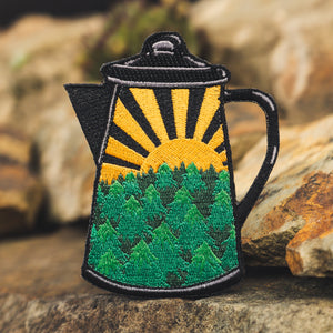 "Cowboy Coffee Series ""Forest Sunrise"" (V1)"