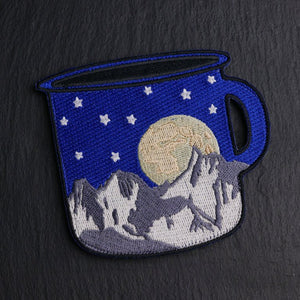"Mugs of Destiny ""Glacial Night"" Patch (V1)"