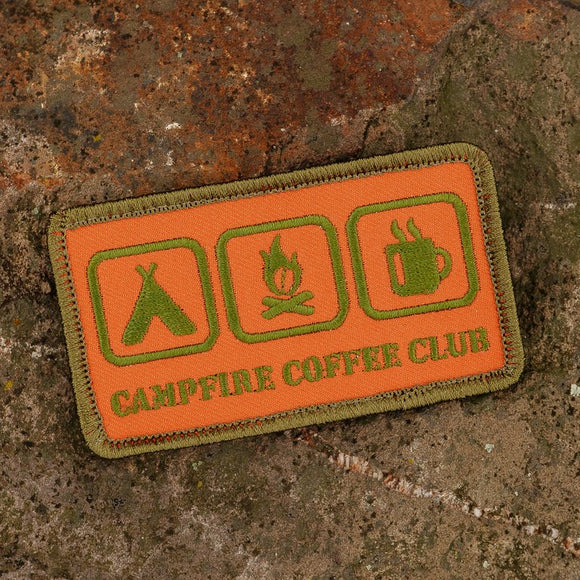 Campfire Coffee Club Patch