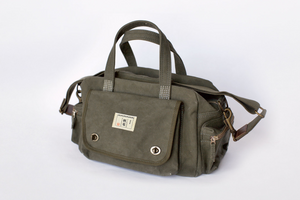 Boston Bag with 3 pockets