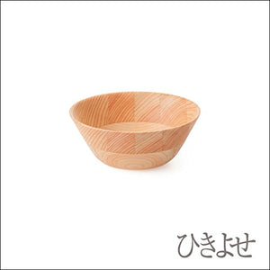 Hikiyose - Hinoki wood Double layer