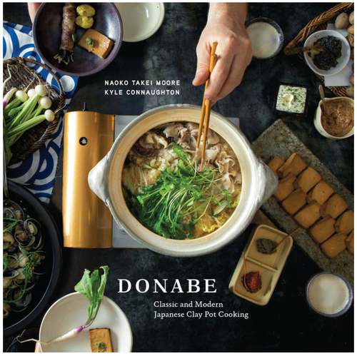Donabe book