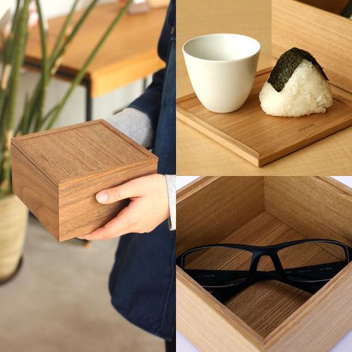 Ju-Baco-Single  -  wooden box