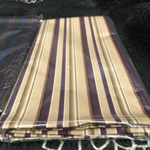 94 - Purple, Beige, Brown, Black