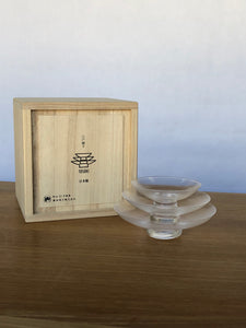 Sake Cups - Set of 3