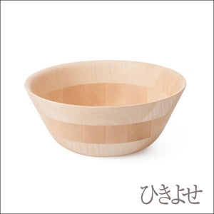 Hikiyose - Maple wood Tripe layer