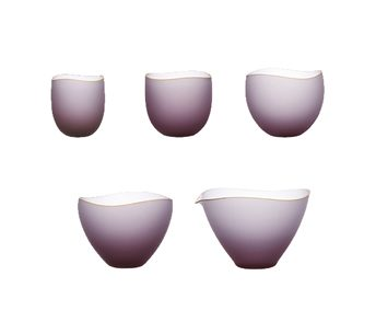 Saki - small cups and pitcher set