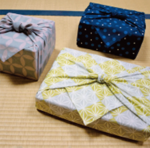 KAMAWANU FUROSHIKI - Wrapping cloth
