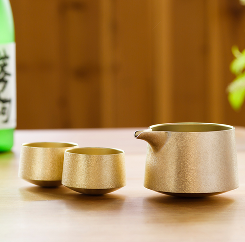 KATAKUCHI Swing  - Sake Pitcher