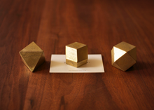 FUTAGAMI Brass Paper Weights