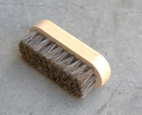 Leather Shoe Brush