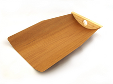 Natural Wood Dustpan