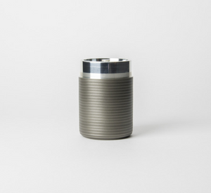 Tin Tea Container