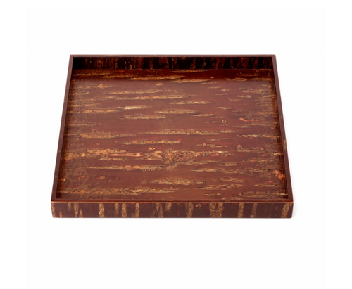 SUBAKO - Cherry Bark Square & Rectangle tray