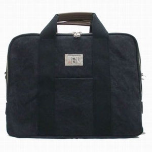 Shoulder bag with handle & zipper
