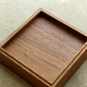 Wooden Stackable Organizers Tray