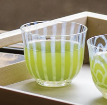 Cold Green Tea Cup