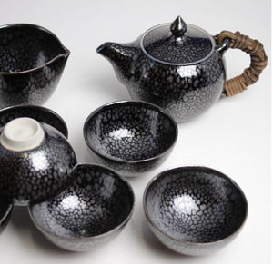 Yutekitenmoku Tea Set