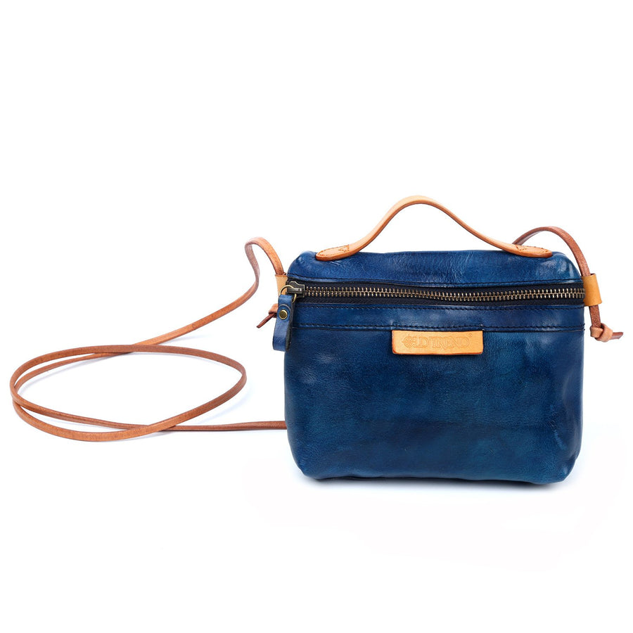 Suzie Leather Crossbody Bag