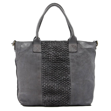 Blair Leather Crossbody Tote Bag