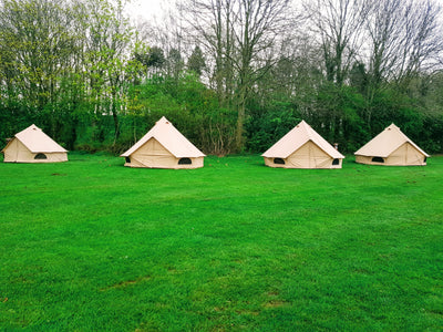 Used Bell Tents for Sale: How to Choose One in Good Condition