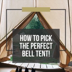 Glamping Tents for Sale: How to Pick the Best One
