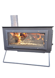BTV 6K Wood Burning Stove