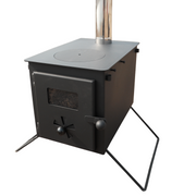 BTV 4K Eco Chill Outdoor Wood Burning Stove