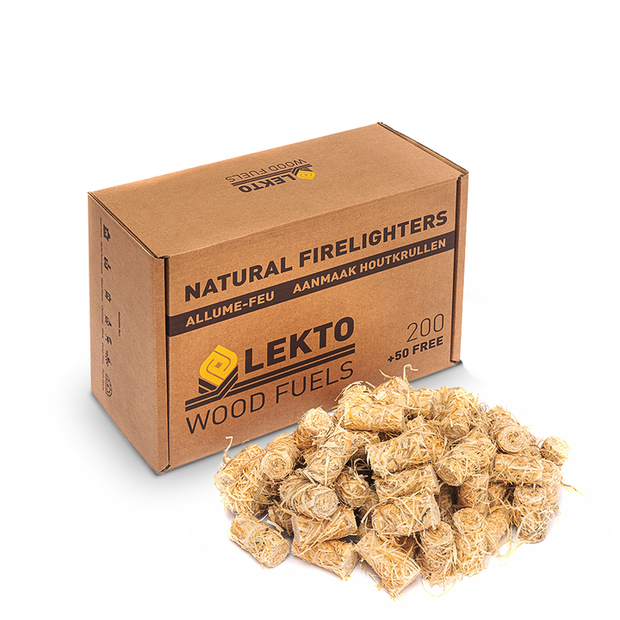 Lekto Natural Fire Lighters