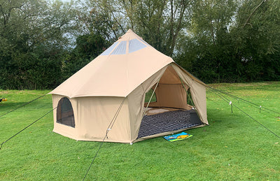Used BTV XL Skylight Bell Tent (Grade A)