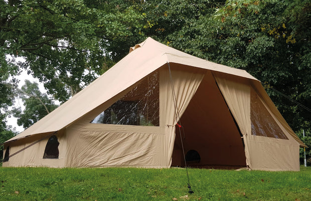 BTV 1 Touareg Cotton Canvas Bell Tent
