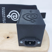Micro Enail Controller in Black by Disorderly Conduction - (PeliNail Electronics)