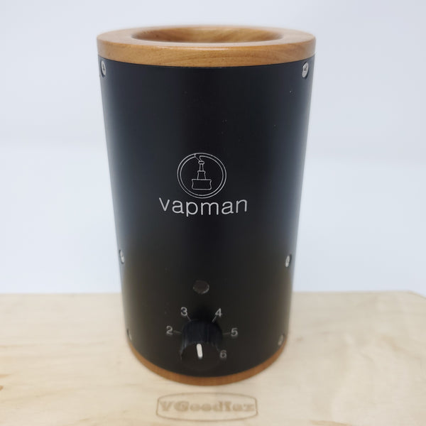 The Vapman Station by Element