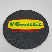 "VGoodiez Moodmat (8"" Round - Home of the Heavies) by Moodmats"