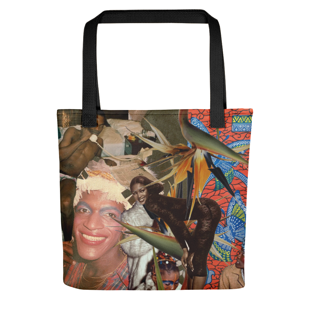 """Shrine"" Tote Bag"