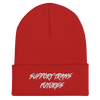 """Support Trans Futures"" Beanie"