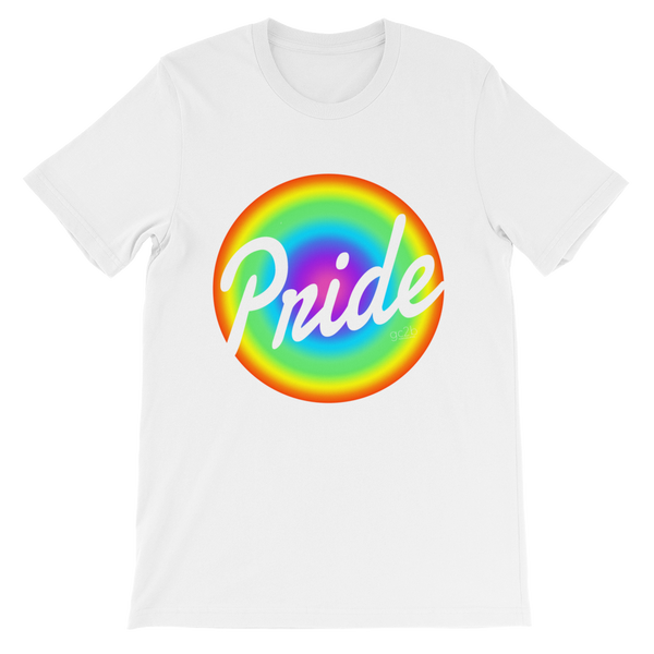 Pride T Rainbow Circle Shirt