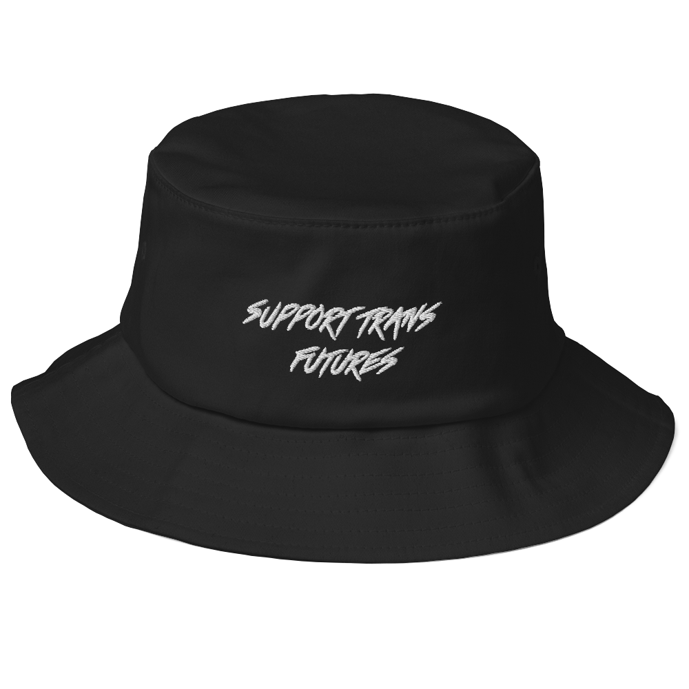 """Support Trans Futures"" Bucket Hat"