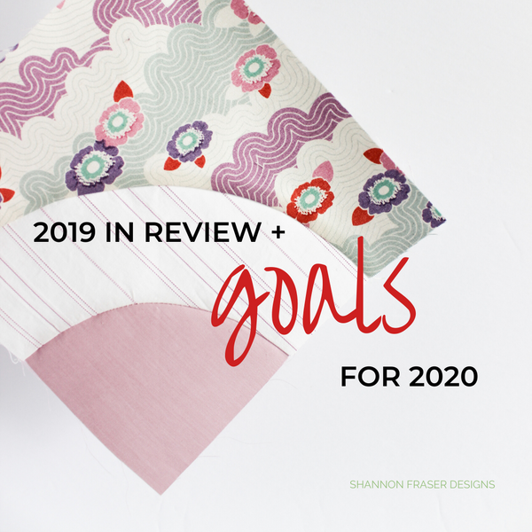 2019 in Review + Goals for 2020